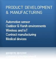 Product development & Manufacturing